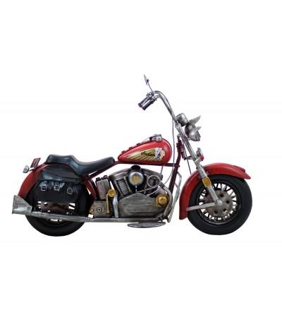 H.Motocykl Retro Choper