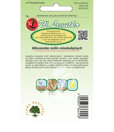 L.Mieszanka roślin miododajnych