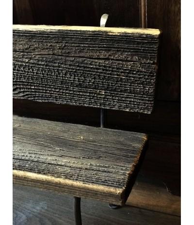 B.Ławka drewniana