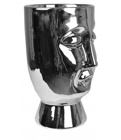 E.Osłonka ceramiczna Głowa Srebro