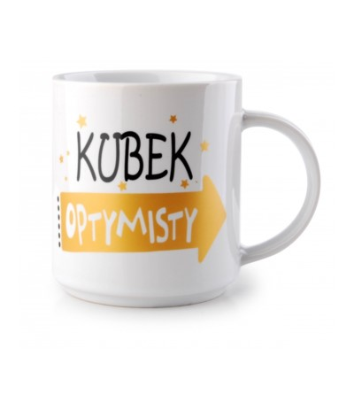 Kubek 300ml Kubek optymisty