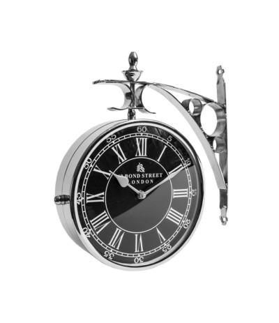 Gabinet Zegar kolejowy
