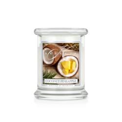 Kringle Świeca w szkle 50h Kokosowy ananas