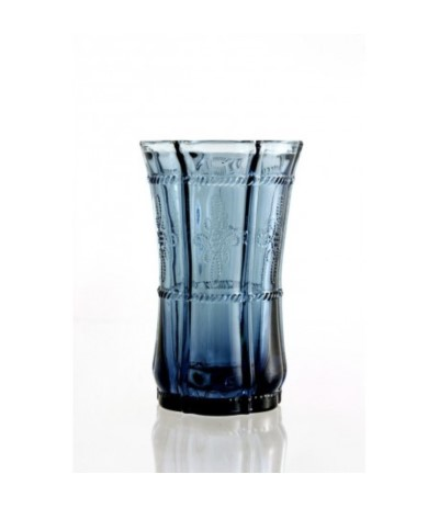 HP blue Szklanka wysoka granat