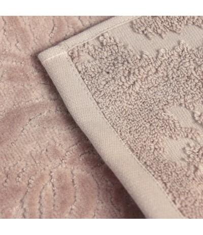 I.Silviana ręcznik 50/100 Pudrowy róż