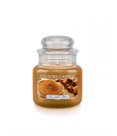 Country Świeca 104g Cinnamon Spice