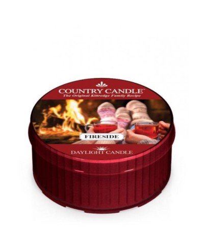 Country Candle Fireside Świeca 12h