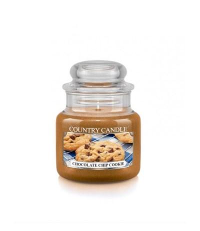 Country Świeca 104g Chocolate Chip Cookie