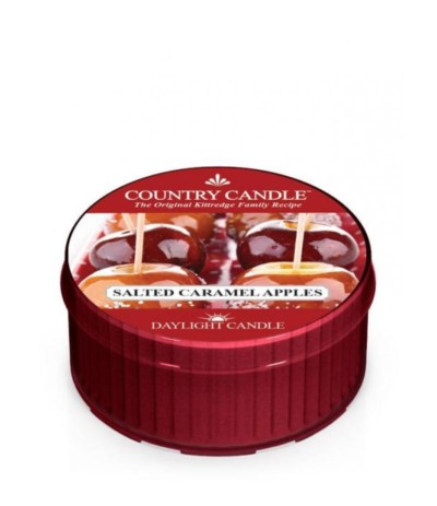 Country Candle  Salted Caramel Apple Świeca 12h