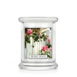 Kringle Świeca w szkle 50h Kwitnący płotek