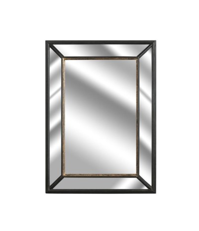 Nero gold lustro prostokąt 4