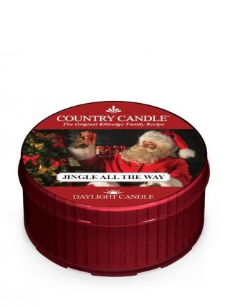 Country Candle Świeca 12h Jingle All The Way