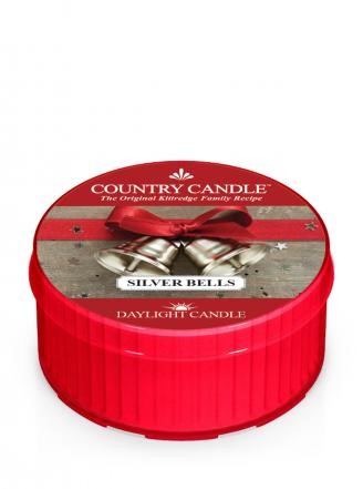 Country Candle Świeca 12h Silver Bells