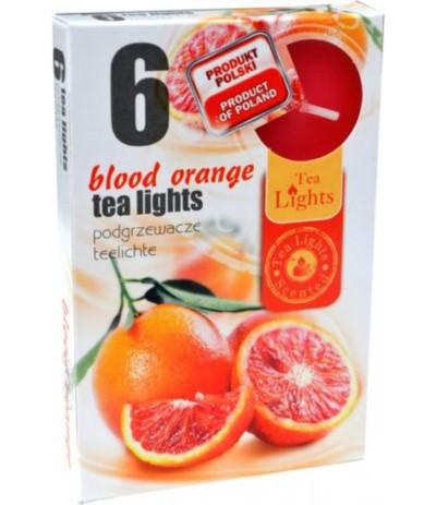A.Podgrzewacze zapachowe blood orange 6szt