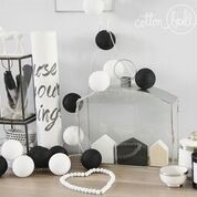 Cotton Black&White 35