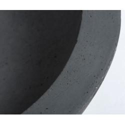 Modern grey Misa płaska B
