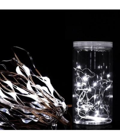 Primo oświetlenie drucik led 264 zimny biały