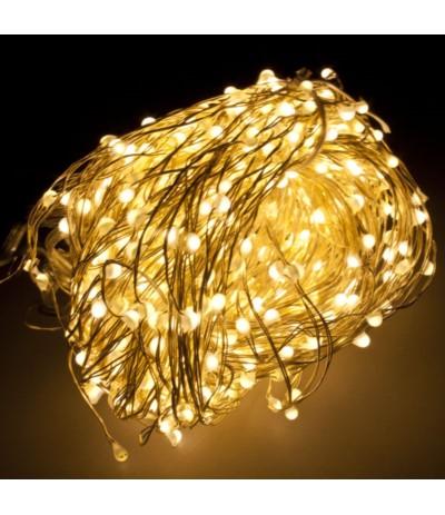Primo oświetlenie drucik 200led ciepły biały