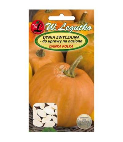 L.Dynia zwyczajna na nasiona Danka Polka