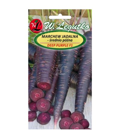 L.Marchew jadalna Deep Purple