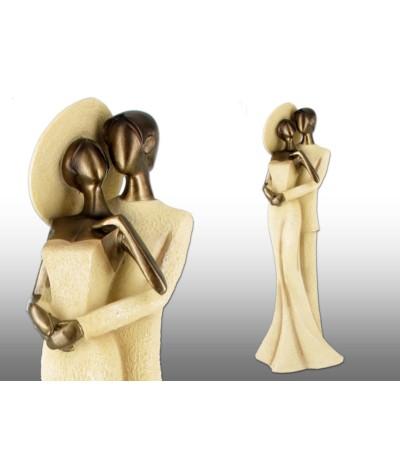 H.Figurka Para zakochanych