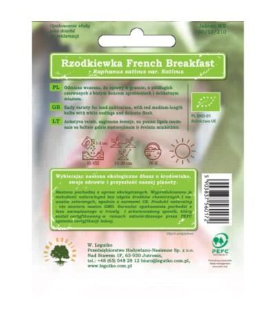 L.Bio Rzodkiewka French Breakfast