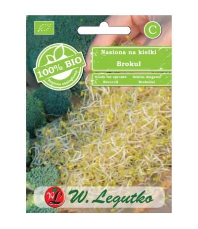 L.Bio Nasiona na kiełki brokuł 10g