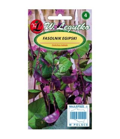 L.Fasolnik egipski różowofioletowy