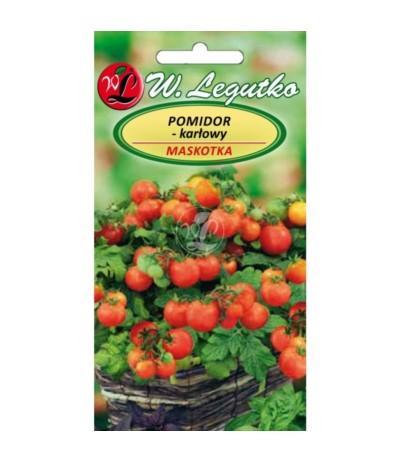 P.Pomidor karłowy Maskotka