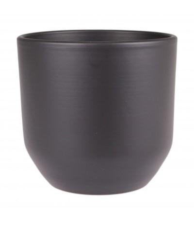 C.Osłonka ceramiczna 15cm czarny mat