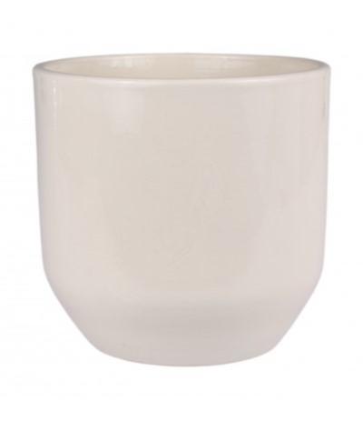 C.Osłonka ceramiczna 15cm krem