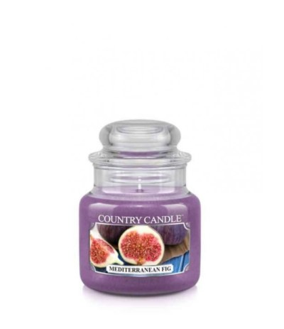 Country Świeca w szkle 104g Mediterranean Fig