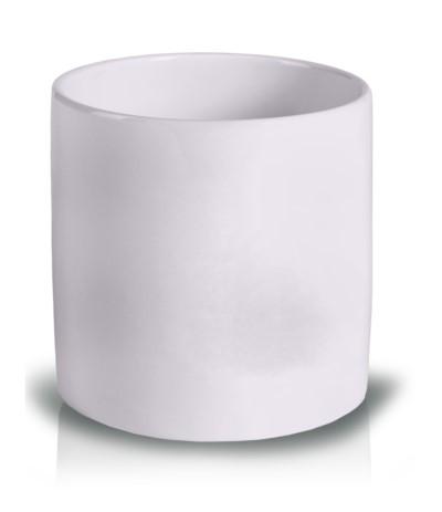 P.Osłonka ceramiczna walec 13 różowy