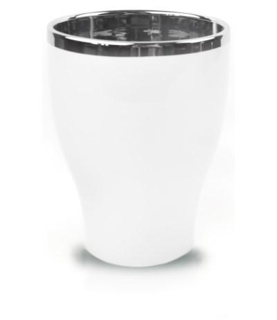 P.Osłonka biało srebrna 18