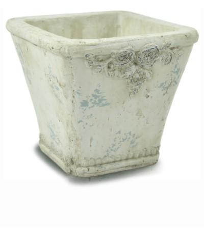 P.Osłonka ceramiczna szara 20 kwadrat