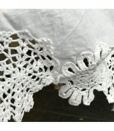 I.Amelia obrus 115/160cm biały