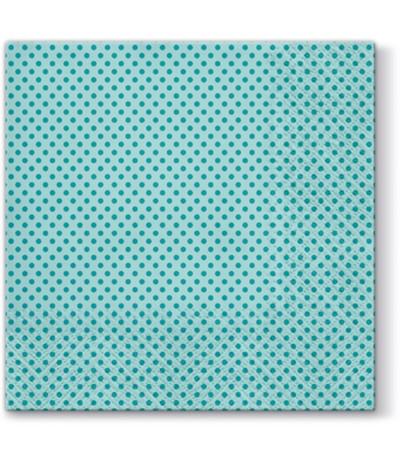 Tete Serwetki papierowe 33/33 kropki