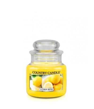 Country Świeca w szkle 104g Lemon Rind