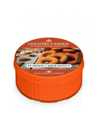 Country Świeca 12h Pumpkin Cider Donut
