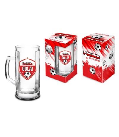 BG Kufel Mundial 500ml Polska gola