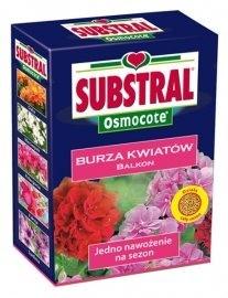Substral  Osmocote Burza kwiatów do balkonowych 300G