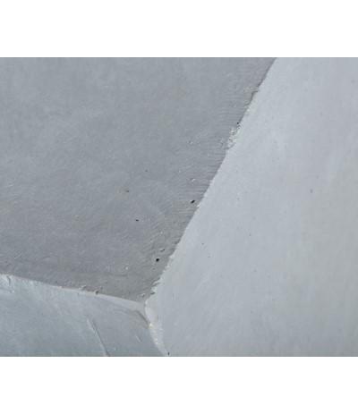 Modern light grey Postument wysoki