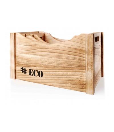 M.Skrzynka drewniana  eco