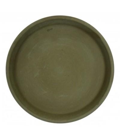 C.Podstawka ceramiczna 32cm szara