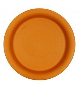C.Podstawka ceramiczna 24cm terakota
