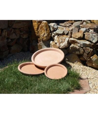 C.Podstawka ceramiczna 24cm przecierana