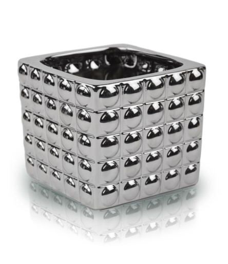 P.Silver osłonka kwadrat