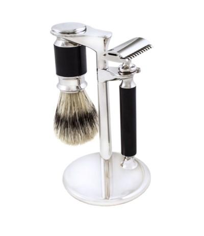 H.Zestaw do golenia na stojaku