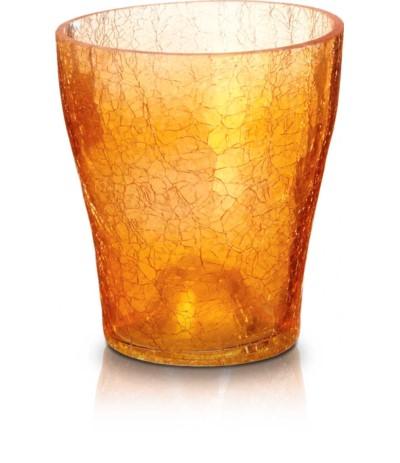 P.Storczykówka szklana pomarańczowa