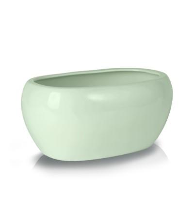 P.Pastel osłonka ceramiczna rynna 27 mięta